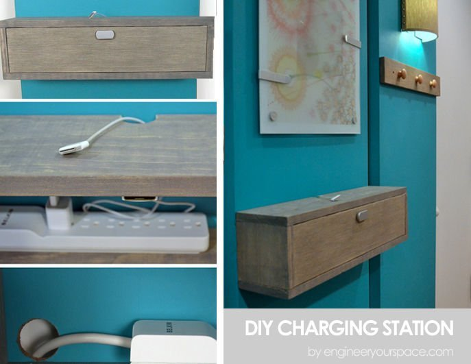simphome charging station