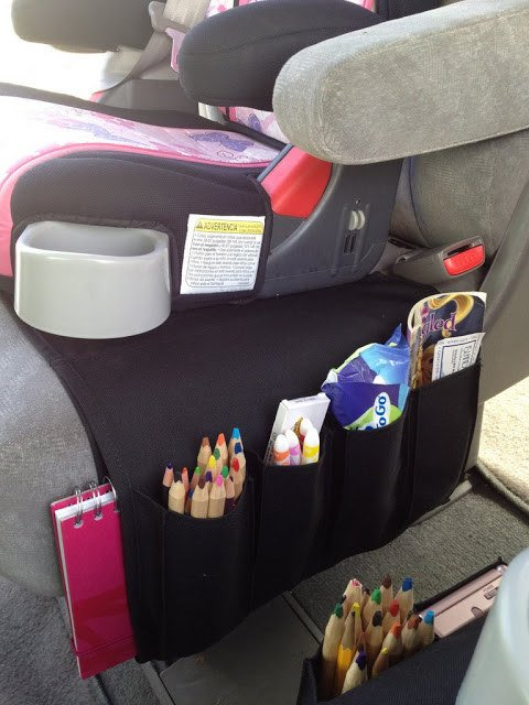 31 Use the Flort remote control caddy to organize your car via simphome
