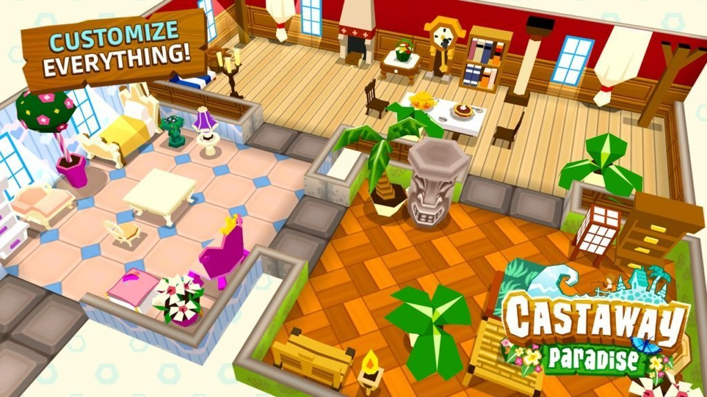 Castaway Paradise by Stolen Couch Games