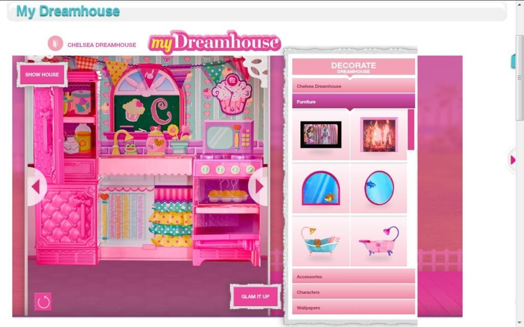 My Dream House by Barbie-2