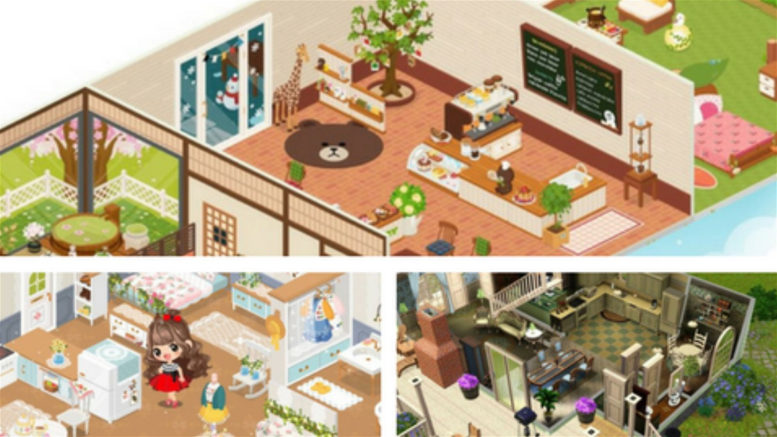 simphome Home Design Game to Satisfy Your Inner Interior Design