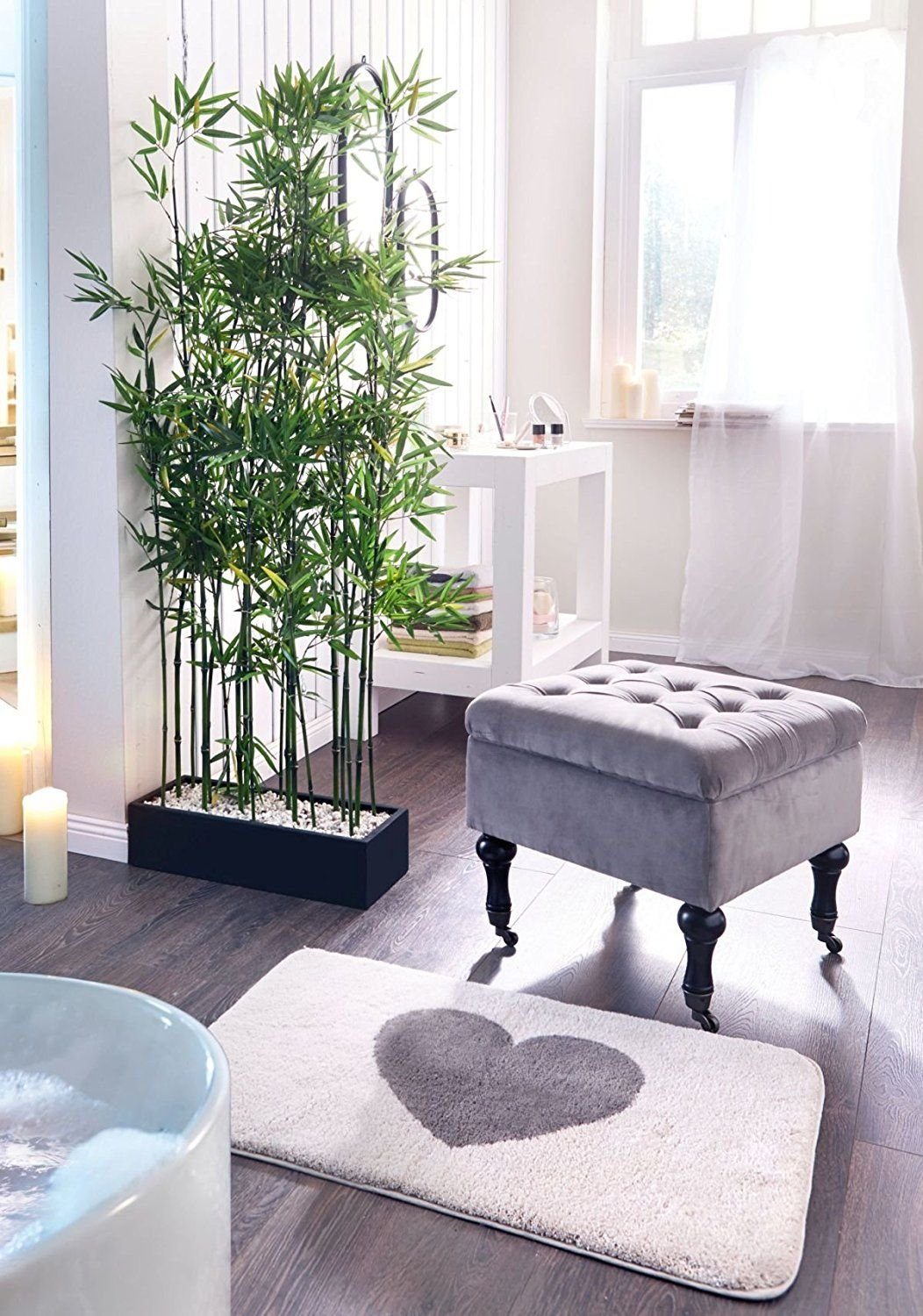 Bamboo Plant as part of Japanese Home design via Simphome