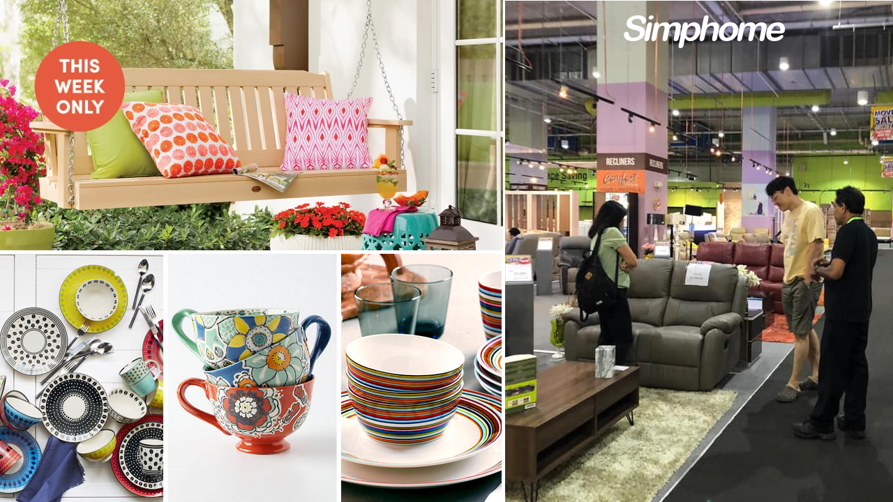 Simphome.com Clearance Home Décor Item to Redecorate with Affordable Budget