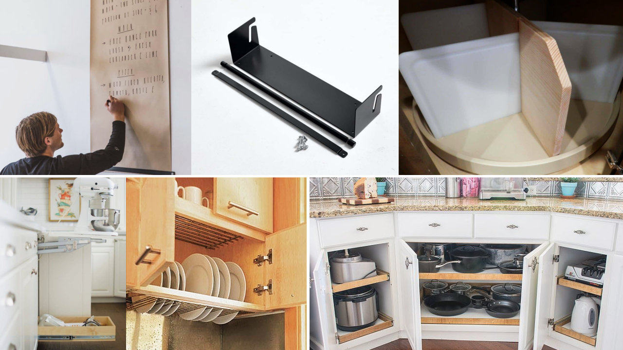 DIY Projects to better Optimize your Kitchen Space simphomefeatured