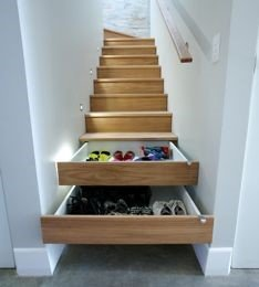 8 Staircase Drawers Simphome com