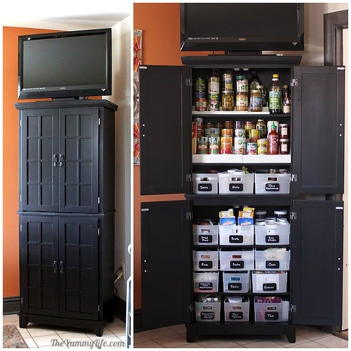 10 Reorganizing Kitchen Cabinet without Remodeling Simphome com