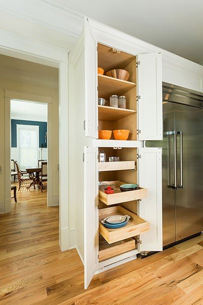 2 Pull Out Shelves inside The Cabinet Simphome com