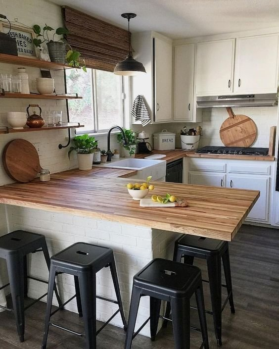 10 How to remodel a small kitchen by netremodeling Simphome