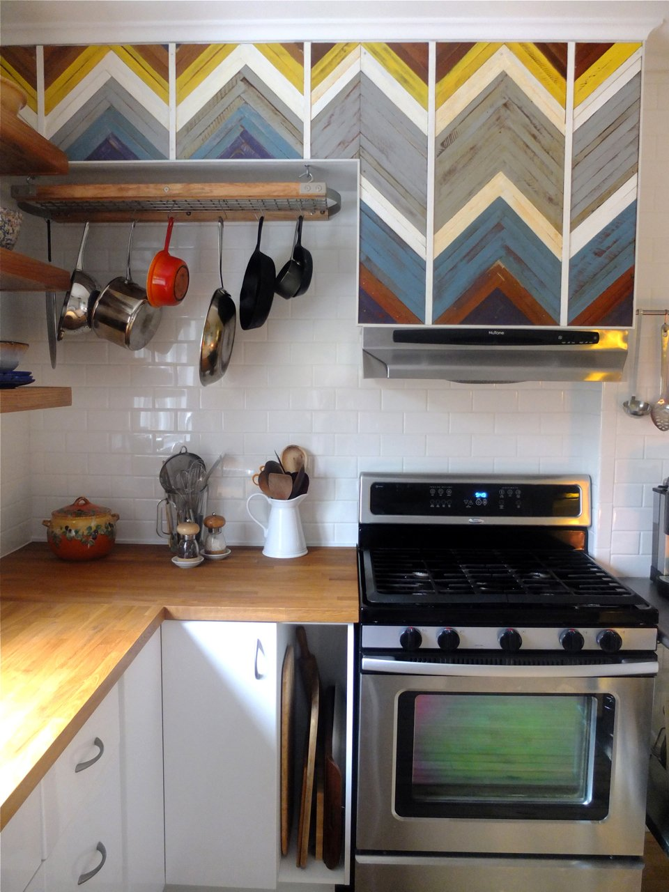 61 Add Pops of Color to The Kitchen Simphome