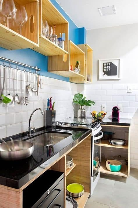 70 The apartment of the architect Marcelo Moura Simphome