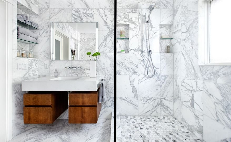 11 Marble Tiles for A Long Lasting Charm Simphome