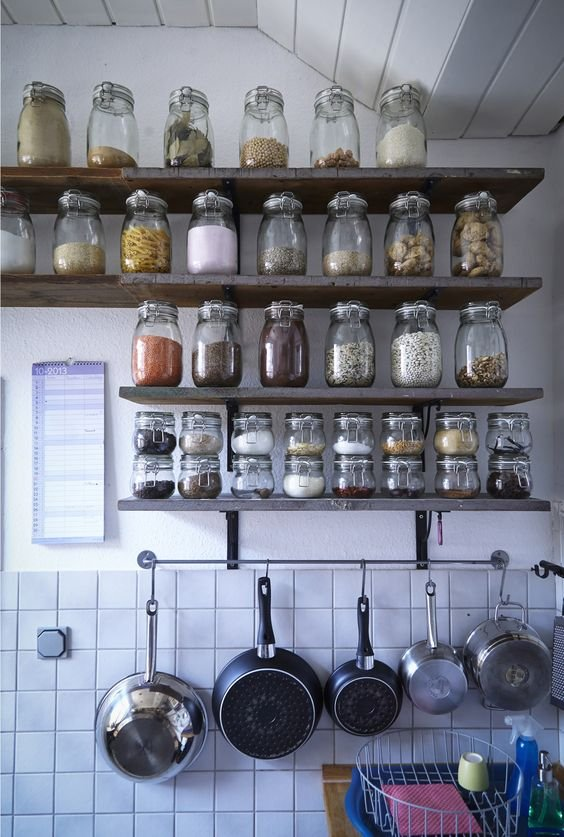 273 Inspiration for small kitchens with ikea via simphome