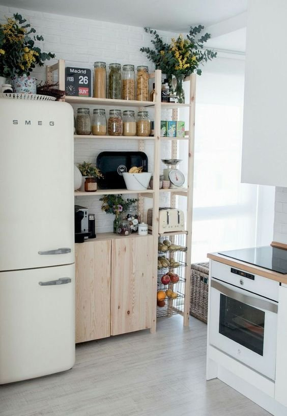 281 Creative kitchen storage solutions ideas by domino via simphome
