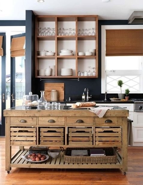 321 Kitchen planning and renovation idea by Dessindrummond via simphome