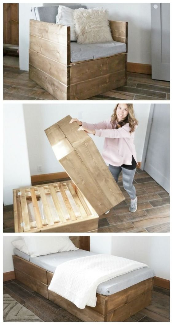 42 DIY Make Sofas From Wooden Pallet Simphome