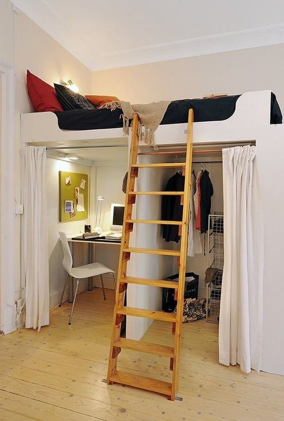 9 Creating Closet Space in Small Homes Simphome