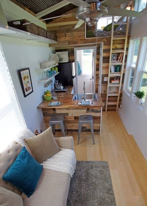 91 This Bubbly Tiny House Looks Gorgeous But Then I Saw The Inside Simphome