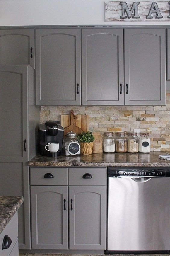 94 10 How To Paint Kitchen Cabinets Without Sanding or Priming Step by Step via simphome