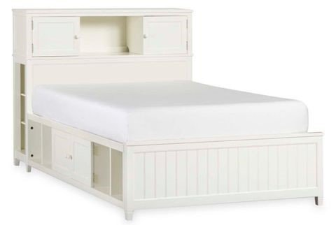 2 Get Bed Frame with Built in Drawers via simphome