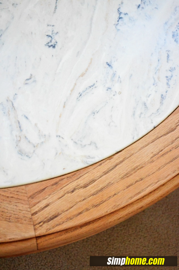 How to turn Ugly Coffee Table to Marble like coffee table via simphome 2