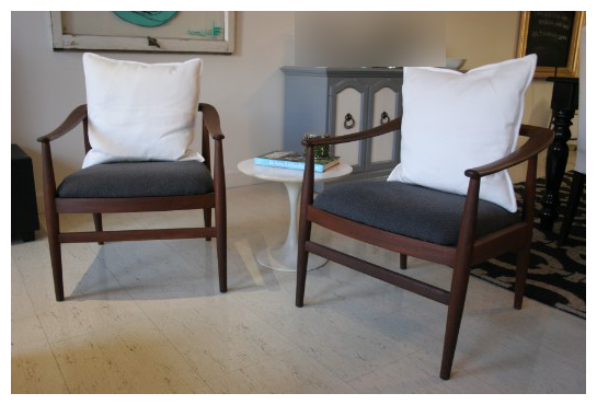 DIY Project idea How to Makeover a mid century chair 5 via simphome