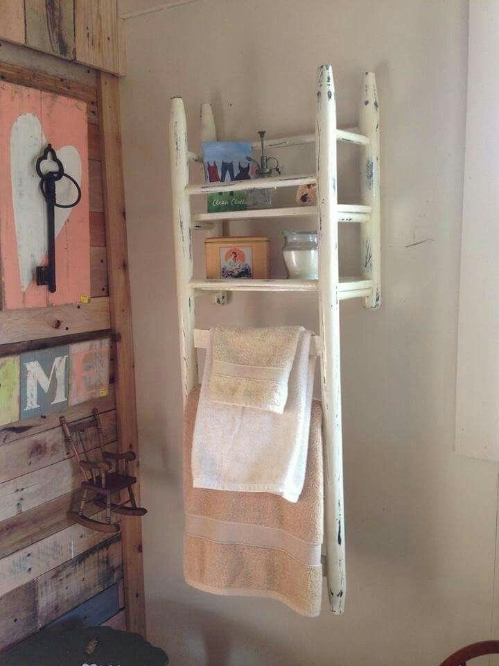 1. Upcycle an Old Chair via Simphome