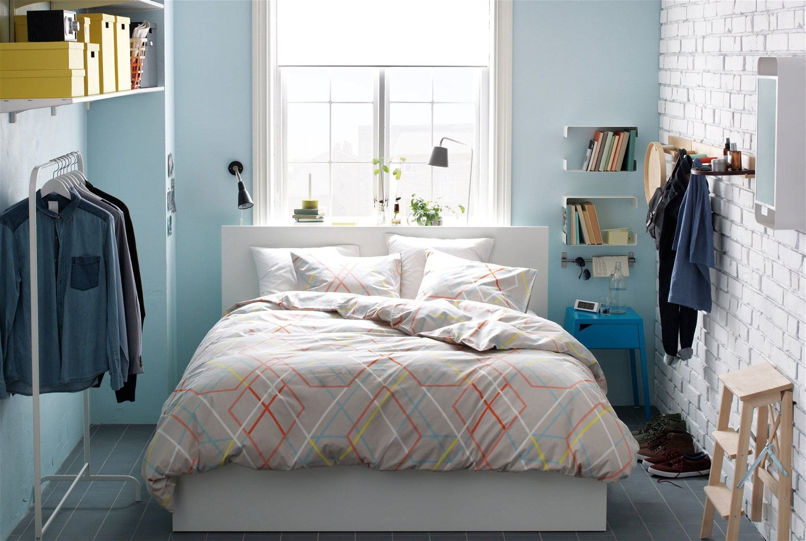 Simphome.com smart ideas for clothes storage in a small space with 10 storage ideas for small spaces bedroom most of the amazing and gorgeous