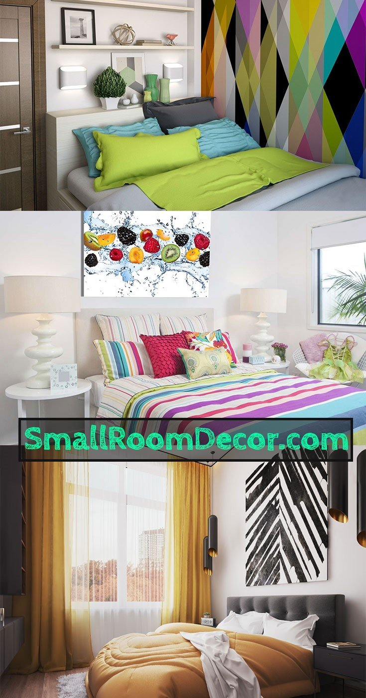 9. Show off the Accent Wall via Simphome