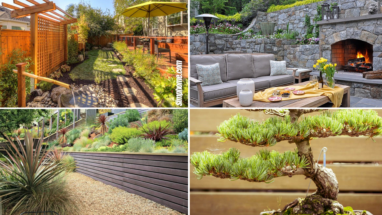 10 Clever Ideas How to Build Small Backyard Landscape by SIMPHOME.COM Featured Image