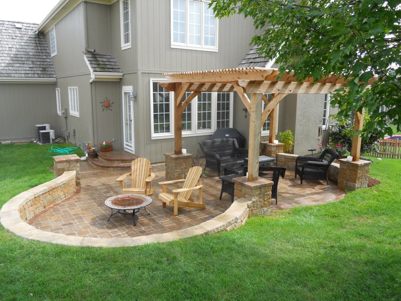 small backyard pergola ideas ztil news in with 10 awesome ideas how to build backyard pergola ideas from Simphome.com