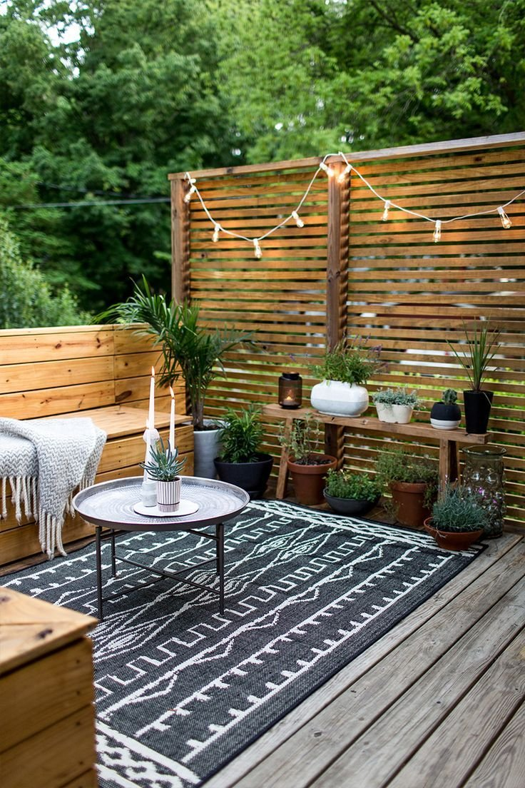 10.SIMPHOME.COM beautiful patios and outdoor spaces outdoor spaces backyard include with 10 genius ideas how to makeover cheap backyard deck ideas