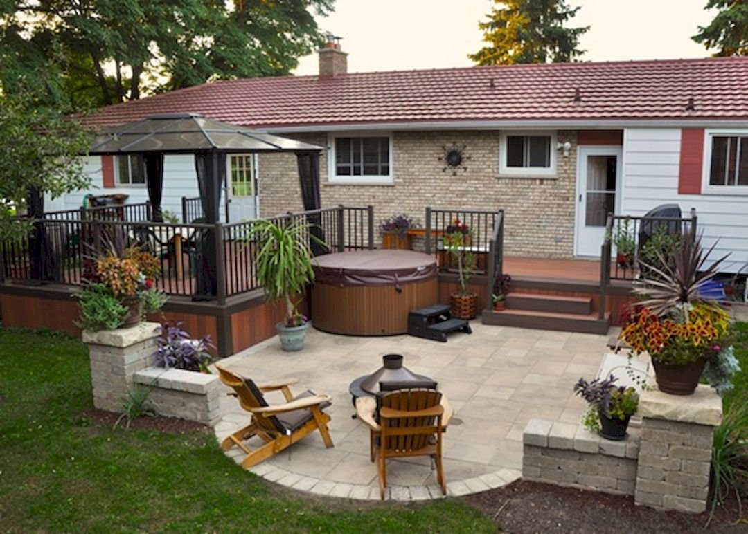 13.SIMPHOME.COM outdoor deck ideas easy and inspiring completed with 10 how to makeover cheap backyard deck ideas