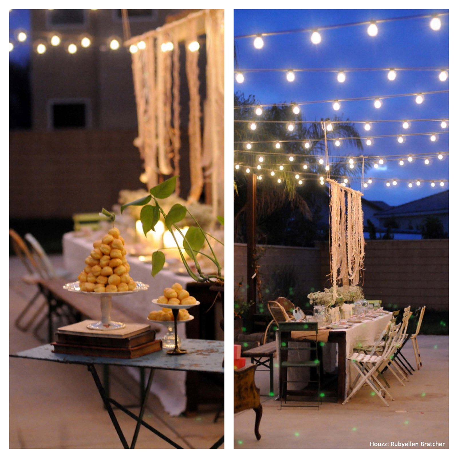 22.SIMPHOME.COM backyard party ideas outdoor living spaces homes tradition
