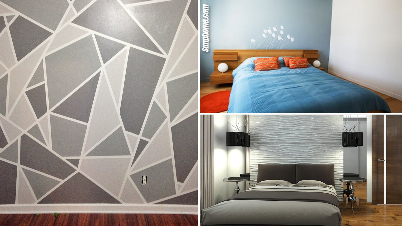 SIMPHOME.COM 10 Modern Style Bedroom Upgrade for Cheap Featured Image