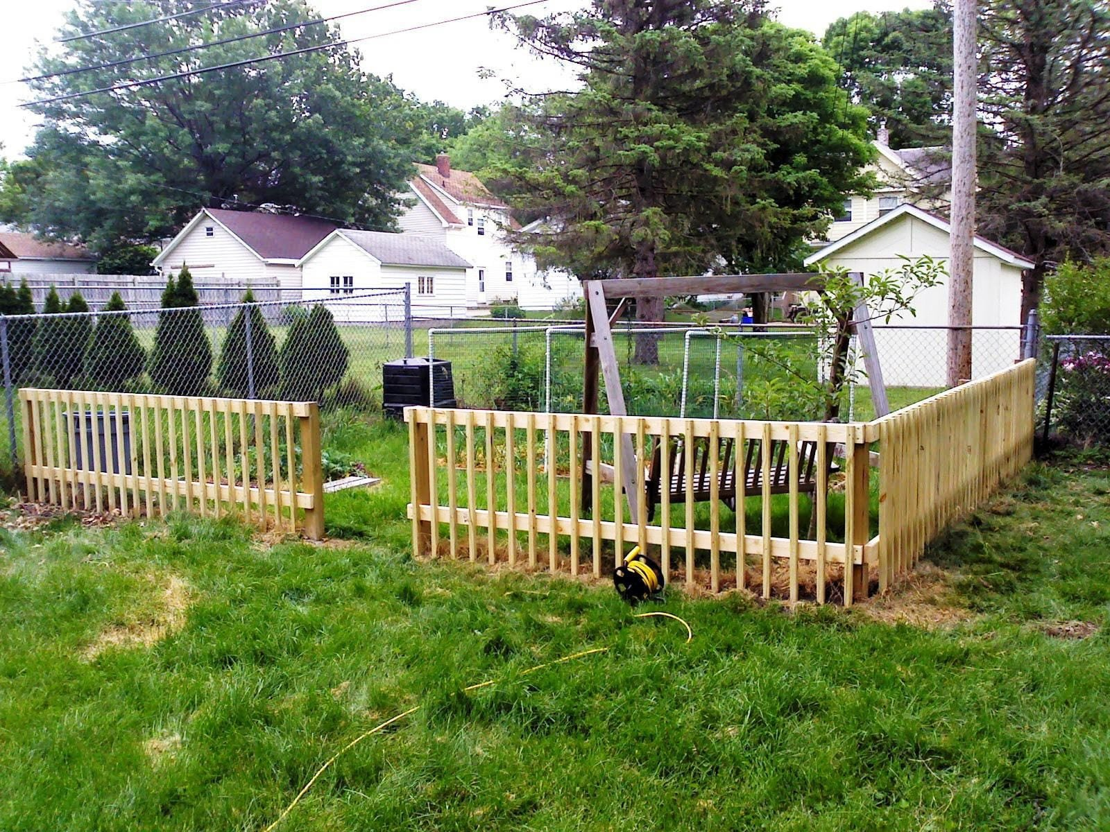 Simphome.com cheap fence ideas for dogs examples and forms of action