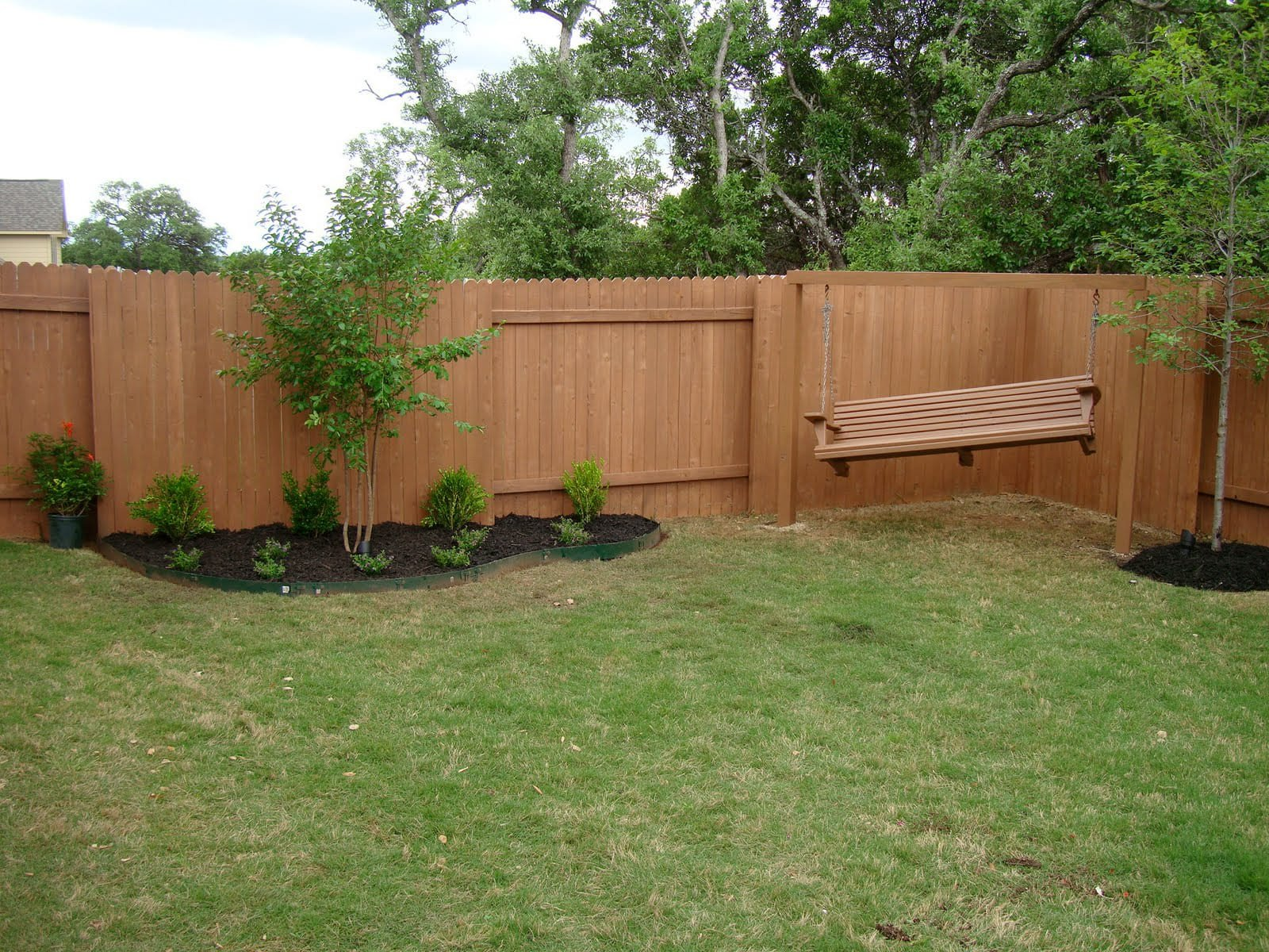 Simphome.com hardwood fence panels wooden for home e2 80 93 design and diy for 2020 2021