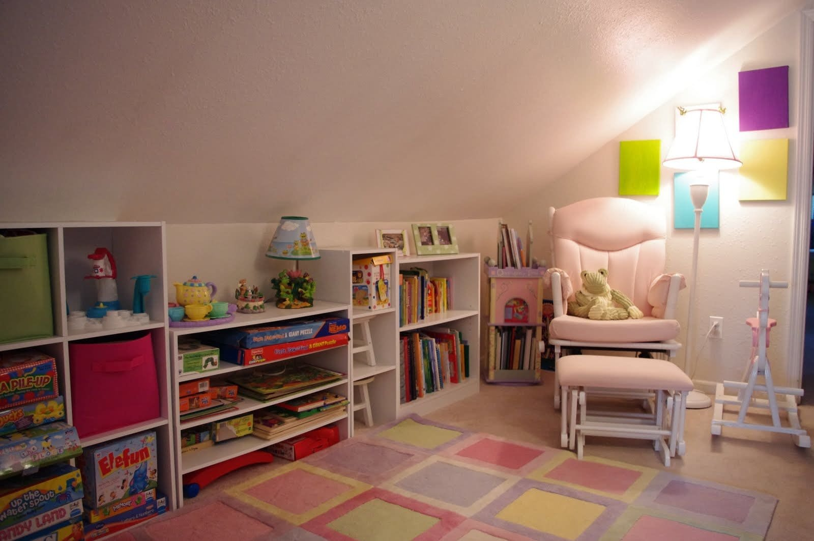 Simphome.com slanted ceiling room decorating on pinterest slanted a with bedroom throughout 2020 and beyond