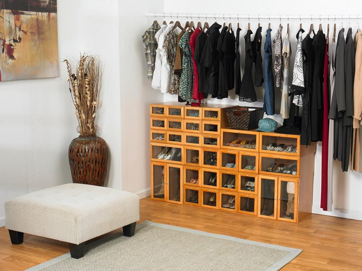Simphome.com simple storage ideas for small bedrooms closet shelving ideas for diy lovers in 2020 2021 beyond