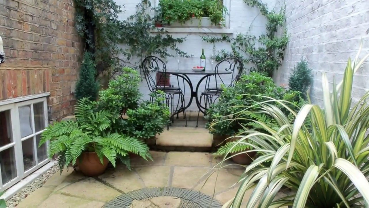 Simphome.com small courtyard garden ideas uk youtube for 2020 and beyond