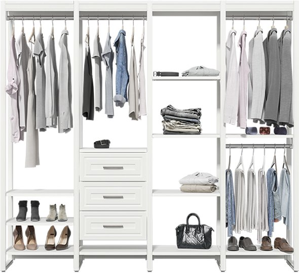 10. Closet Storage hack by Closet liberty and why it is special by simphome.com
