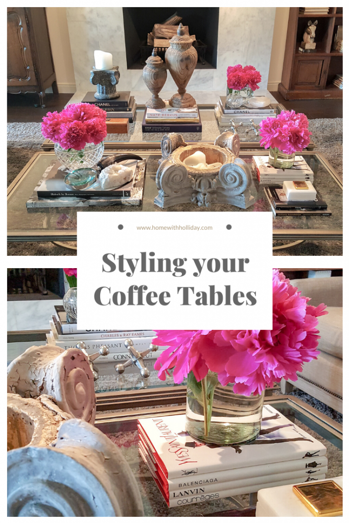 1. Lastly How to style your coffe table for a better interior appeal by simphome.com