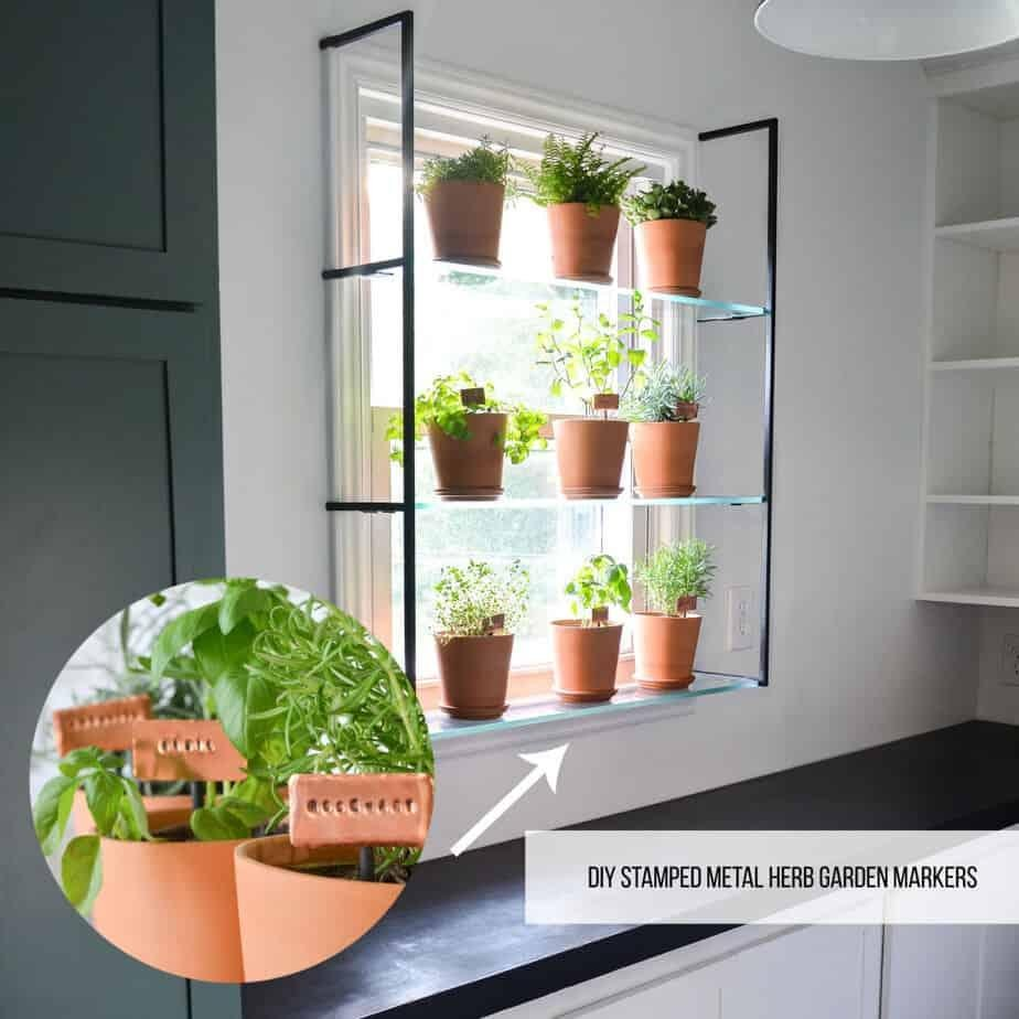 5. Complete your walk in kitchen pantry with garden window by simphome.com