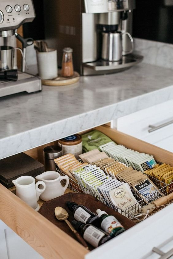 5. Optimize it with this coffe station hack by simphome.com