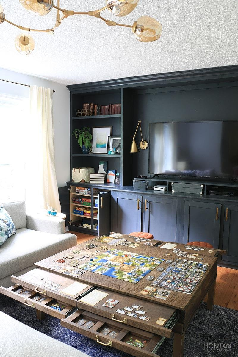 9. IF you are into game consoles you should consider this Gaming Tabletop by simphome.com