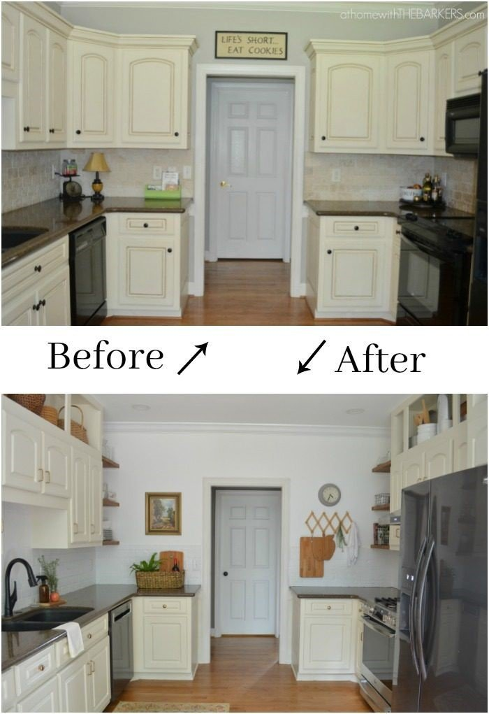 4. Redesign Your Cabinet by simphome.com