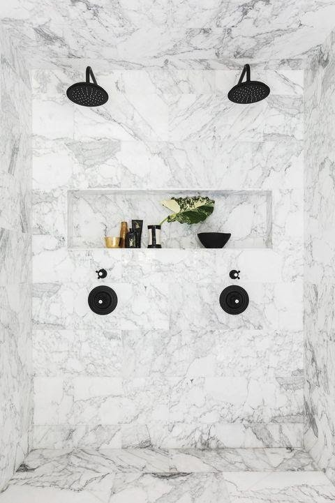 6. Install a shower cubby by simphome.com