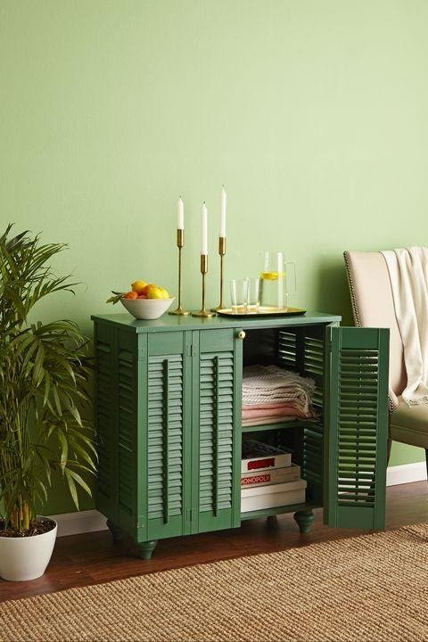 1. Shutters to cabinet by simphome.com