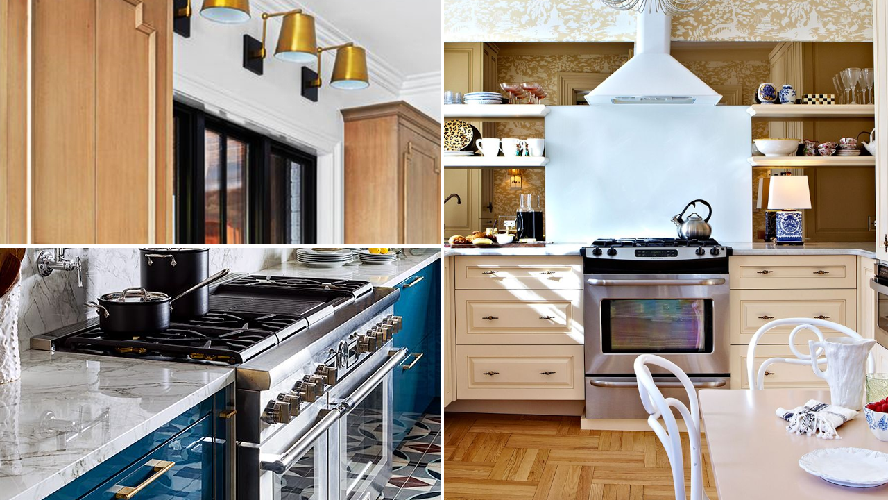 10 Small kitchen styling ideas via Simphome.comThumbnail