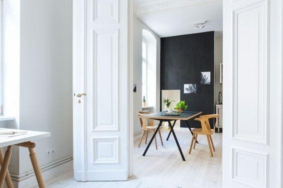 10. Make your Two Room apartment feel like a Two storey house by simphme.com