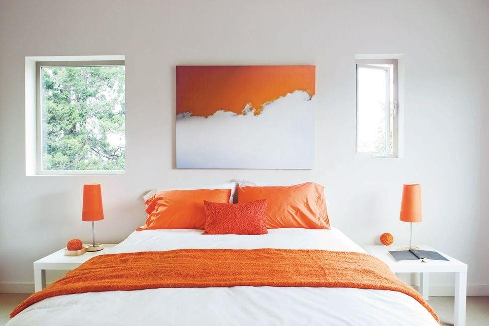 3. Striking Contrasts Bedding by simphome.com